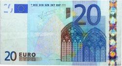 20 Euros FRANCE  2002 €.120.26 TB