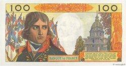 100 Nouveaux Francs BONAPARTE FRANCE  1962 F.59.15 pr.SPL