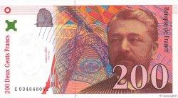 200 Francs EIFFEL sans STRAP FRANCE  1995 F.75bis.01 NEUF