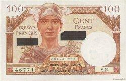 100 Francs SUEZ FRANCE  1956 VF.42.01 SUP+