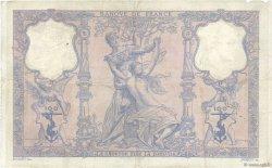 100 Francs BLEU ET ROSE FRANCE  1901 F.21.15 TB