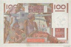 100 Francs JEUNE PAYSAN filigrane inversé FRANCE  1952 F.28bis.01 SPL