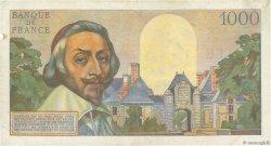 1000 Francs RICHELIEU FRANCE  1957 F.42.26 TB+