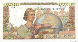 10000 Francs GÉNIE FRANÇAIS FRANCE  1956 F.50.79 SUP+