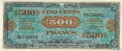 500 Francs DRAPEAU FRANCE  1944 VF.21.01 pr.NEUF