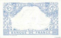 5 Francs BLEU FRANCE  1916 F.02.42 pr.NEUF
