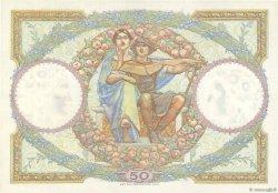 50 Francs LUC OLIVIER MERSON FRANCE  1927 F.15.01 pr.SPL