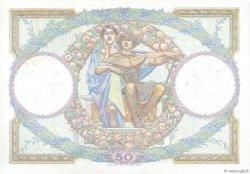 50 Francs LUC OLIVIER MERSON FRANCE  1927 F.15.01 pr.SUP