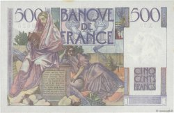 500 Francs CHATEAUBRIAND FRANCE  1946 F.34.05 NEUF