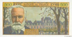 500 Francs VICTOR HUGO FRANCE  1958 F.35.09 SUP