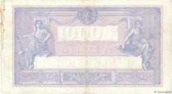 1000 Francs BLEU ET ROSE FRANCE  1922 F.36.38 TB à TTB