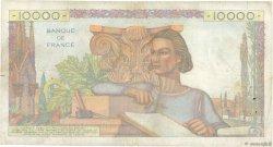10000 Francs GÉNIE FRANÇAIS FRANCE  1950 F.50.28 TB