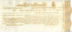 100 Pesos Fuerte ESPAGNE  1837 - NEUF