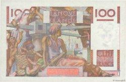 100 Francs JEUNE PAYSAN FRANCE  1953 F.28.36 NEUF
