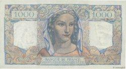 1000 Francs MINERVE ET HERCULE FRANCE  1946 F.41.12 SUP+