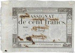 100 Francs variété FRANCE  1795 Ass.48b SUP