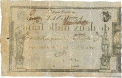 2000 Francs variété FRANCE  1795 Ass.51b TTB