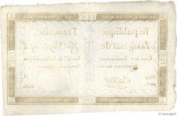 125 Livres FRANCE  1793 Ass.44a SPL