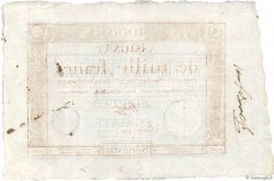 1000 Francs FRANCE  1795 Ass.50a SUP+