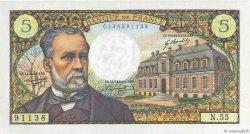 5 Francs PASTEUR FRANCE  1967 F.61.05 NEUF