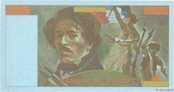 100 Francs DELACROIX modifié FRANCE  1978 F.69.00e4 NEUF