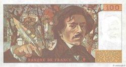 100 Francs DELACROIX FRANCE  1978 F.69.00 pr.NEUF