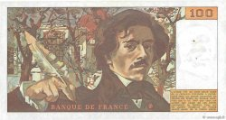 100 Francs DELACROIX FRANCE  1978 F.68.03 SUP+