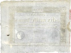 10000 Francs FRANCE  1795 Ass.52a TTB+ à SUP