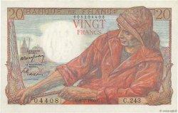20 Francs PÊCHEUR FRANCE  1950 F.13.17 pr.NEUF