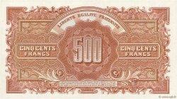 500 Francs MARIANNE FRANCE  1945 VF.11.03 NEUF