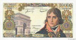10000 Francs BONAPARTE FRANCE  1955 F.51.00 pr.NEUF