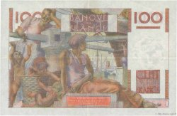 100 Francs JEUNE PAYSAN filigrane inversé FRANCE  1954 F.28bis.06 SUP
