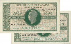 1000 Francs MARIANNE FRANCE  1945 VF.12.01 SPL