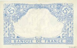 5 Francs BLEU FRANCE  1916 F.02.36 SUP