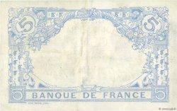 5 Francs BLEU FRANCE  1916 F.02.40 pr.SUP