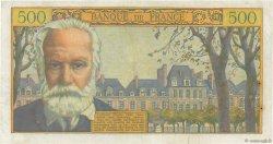 5 NF sur 500 Francs Victor HUGO FRANCE  1959 F.52.02 TB
