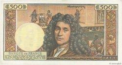 500 Nouveaux Francs MOLIÈRE FRANCE  1964 F.60.07 TTB+
