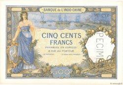 500 Francs type 1923 TAHITI  1938 P.13bs SPL+