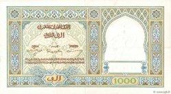 1000 Francs type 1921 MAROC  1950 P.16c SUP