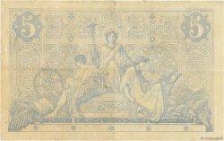 5 Francs NOIR FRANCE  1872 F.01.11