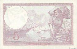 5 Francs VIOLET FRANCE  1931 F.03.15 SPL
