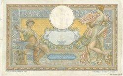 100 Francs LUC OLIVIER MERSON avec LOM FRANCE  1909 F.22.02 TB
