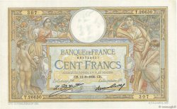 100 Francs LUC OLIVIER MERSON grands cartouches FRANCE  1930 F.24.09