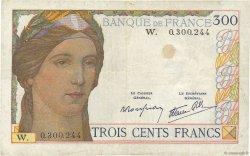 300 Francs FRANCE  1938 F.29.02 TB