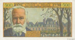 500 Francs VICTOR HUGO FRANCE  1958 F.35.11 SUP