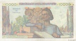 10000 Francs GÉNIE FRANÇAIS FRANCE  1946 F.50.04 TTB