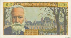 5 NF sur 500 Francs Victor HUGO FRANCE  1958 F.52.01 SUP