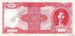 100 Francs MOLIÈRE FRANCE  1944 VF.15bis var TTB+