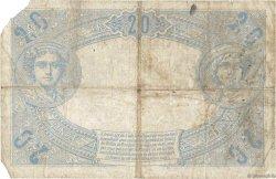 20 Francs NOIR FRANCE  1874 F.09.01 AB