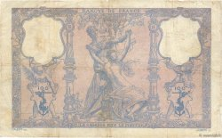 100 Francs BLEU ET ROSE FRANCE  1907 F.21.21 pr.TB